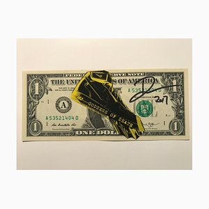 Death Nike Dollar Banknote von Death NYC, 2017