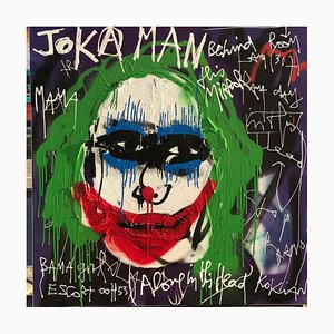 Jokka Man Joker Behind the Mirror by Kokian, 2019