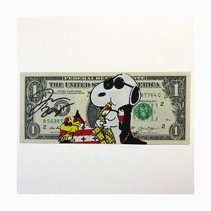 Vuitton Saxo Snoopy par Death NYC, 2019