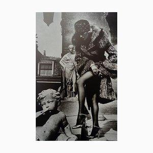 Fashion Photograph by Helmut Newton, 1976