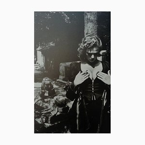 Père Lachaise de Helmut Newton, 1977