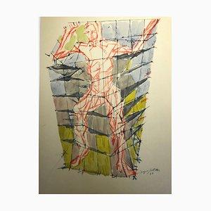 Angry di Jacques Villon, 1959