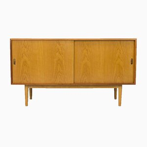 Ash Interplan Unit L Sideboard by Robin Day for Hille, 1950s
