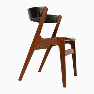 Mid-Century Danish Chair in Teak, 1960s