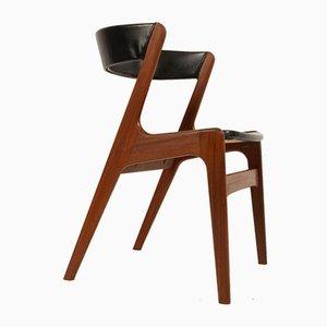 Mid-Century Danish Chair in Teak, 1960s