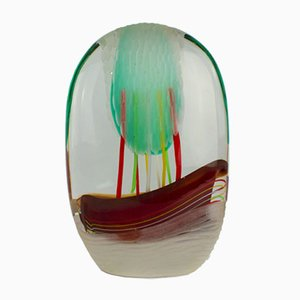 Murano Cromo Stone by Valter Rossi for VRM