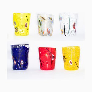 Murano Glasses from VRM, Set of 7