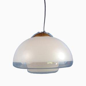 Lámpara de techo VP Europa de Verner Panton para Louis Poulsen, Denmark, 1977