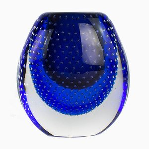 Bollicine Vase in Murano Glass by Valter Rossi for VRM