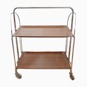 German Folding Dinette Trolley, 1960s
