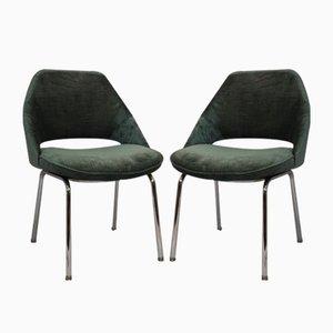 Esszimmerstühle von Wilde + Spieth, 1978, 2er Set