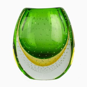 Cometa Vase in Murano Glass by Valter Rossi for VRM
