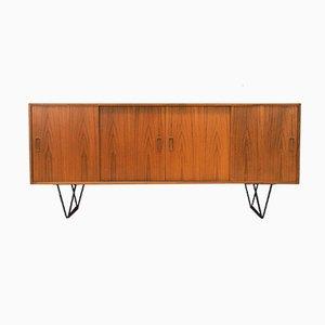 Mid-Century Danish Teak Sideboard by Erik Jensen for P. Westergaard Mobelfabrik, 1960s