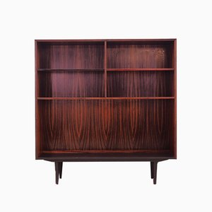 Vintage Danish Rosewood Bookcase from Brouer, 1970s