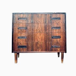 Danish Rosewood Dresser by K. Erik Jensen 1960s