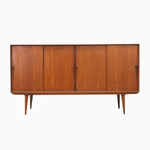 Mid-Century Teak Sideboard from Omann Jun