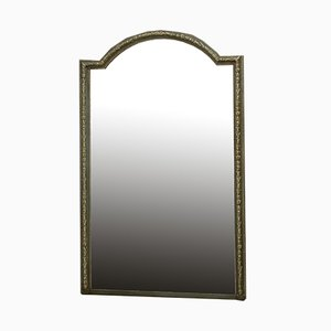 Large 19th Century French Mirror Leaner or Wall Mirror