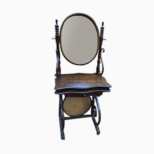 Antique Dressing Table by Michael Thonet for Gebrüder Thonet Vienna GmbH