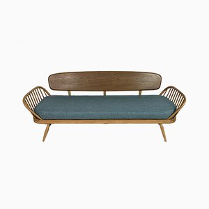 Vintage Model 355 Studio Couch by Lucian Ercolani for Ercol