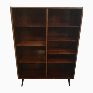 Mid-Century Danish Rosewood Bookcase by Aage Hundevad for Hundevad & Co., 1960s