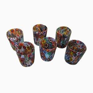 Verres à Eau Goto Murano par Murrisa pour Italian Light Design, Set de 6