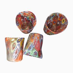 Murano Goto Water Glasses by Murrisa for Italian Light Design, Set of 6