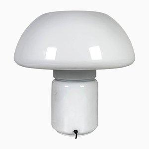Lampe de Bureau Mushroom par Elio Martinelli pour Martinelli Luce, 1970s