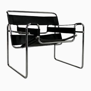 Wassily Armchair by Marcel Breuer for Gavina, 1980s