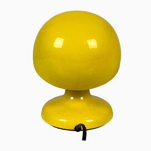 Lampe de Bureau Jucker 147 Jaune par Tobia & Afra Scarpa pour Flos, 1960s