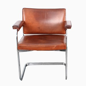 Mid-Century RH305 Office Chair by Robert Haussmann for de Sede