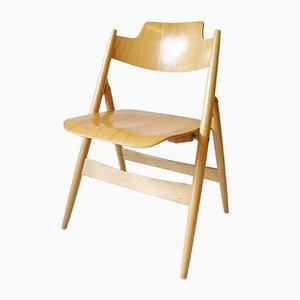 SE18 Folding Chair by Egon Eiermann for Wilde+Spieth, 1960s