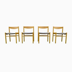 Mid-Century Dining Chairs by Vilhelm Wohlert for Sorø Stolefabrik, Set of 4