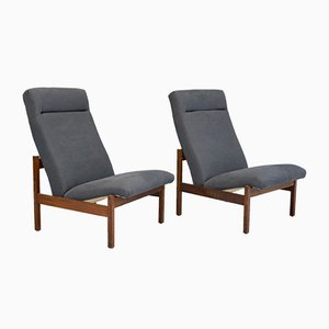 Kyoto Lounge Chairs by Guy Rogers, 1950s, Set of 2