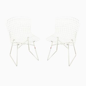 Italian Metal Wire Chairs from EMU Furniture, 1972, Set of 2