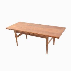 Table de Salle à Manger Vintage par Kai Kristiansen pour Vildbjerg Møbelfabrik