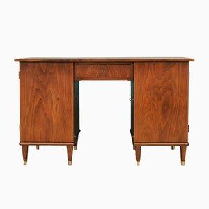 Vintage Danish Walnut Desk