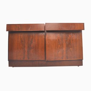 Rosewood Cabinet from Omann Jun, 1960s