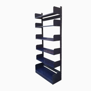 Metal Bookcase from Lips Vago, 1969