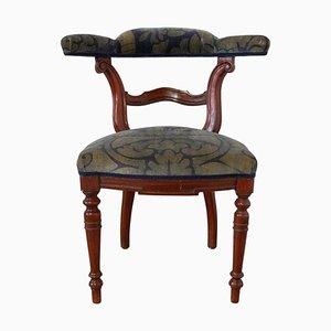 Chaise de Bureau Empire Chair, France, 20ème Siècle