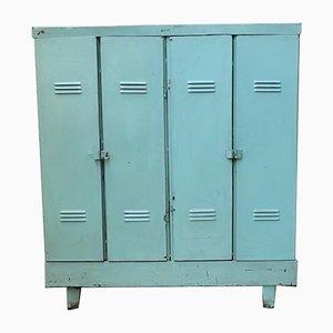 Vintage Turquoise Locker