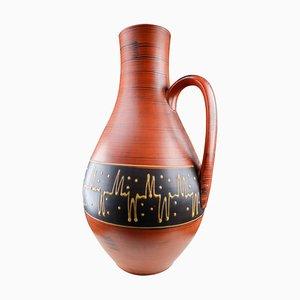 Grand Vase ou Vase Mid-Century Moderne en Céramique, Autriche, 1960s
