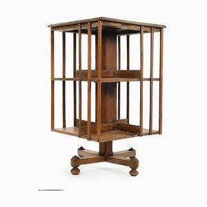 Beweglicher Holz Bücherschrank