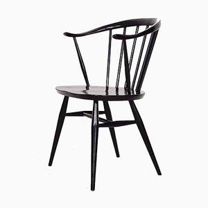 Stuhl aus Ulme Nr. 338 von Luciano Ercolani für Ercol, 1950er