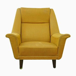 Mid-Century Easy Chair in the Style of Kurt Østervig for Rolschau Møbler