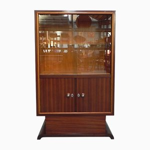 Art Deco Display Cabinet, 1940s