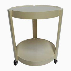 Vintage Trolley Side Table, 1970s