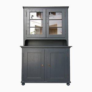 Antique Anthracite Kitchen Cupboard