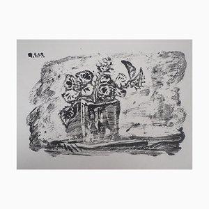 Lithographie Small Flowerpot par Pablo Picasso, 1947