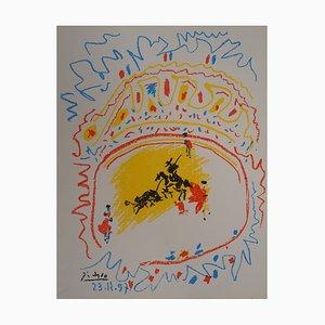 La Petite Race Lithograph by Pablo Picasso, 1958
