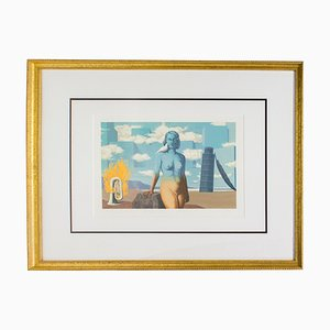 The Enchanted Domain nach René Magritte, 1968